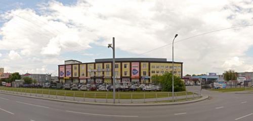 Панорама металлические заборы и ограждения — СТК-Плюс — Тюмень, фото №1