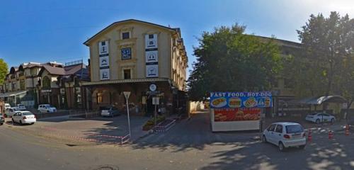 Панорама кафе — Sync — Ташкент, фото №1