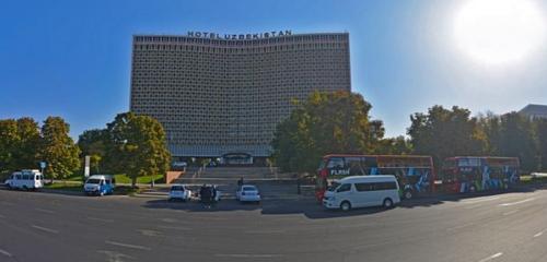 Панорама банкомат — Agrobank, bankomat — Ташкент, фото №1