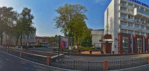 Панорама банкомат — Узпромстройбанк — Ташкент, фото №1