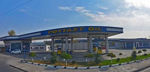 Панорама АЗС — АЗС Poytaxt Oil — Ташкент, фото №1