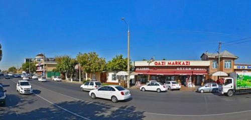 Панорама магазин мяса, колбас — Мясо — Ташкент, фото №1