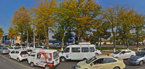 Панорама АЗС — Гексан сервис — Ташкент, фото №1
