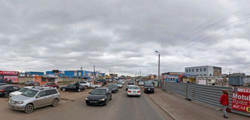 Панорама АЗС — АЗС Аурика на Рабочке — Нур-Султан (Астана), фото №1