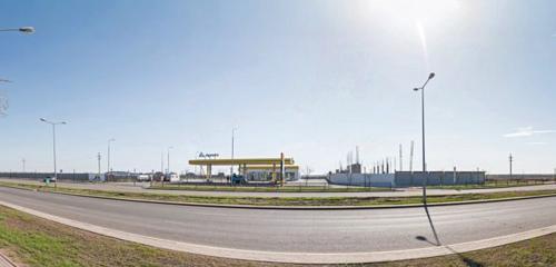 Панорама АЗС — АЗС № 1 Аурика — Нур-Султан (Астана), фото №1