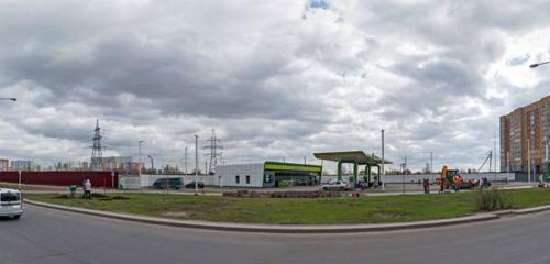 Панорама АЗС — Compass — Нур-Султан (Астана), фото №1