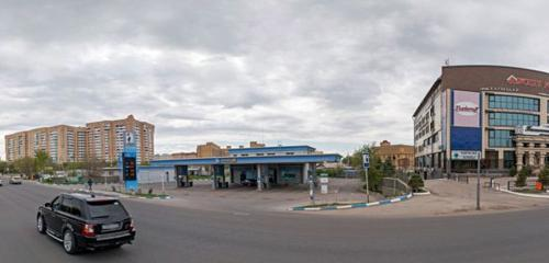 Панорама АЗС — Nomad Oil — Нур-Султан (Астана), фото №1