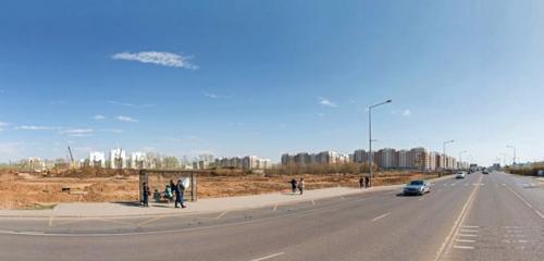 Панорама больница для взрослых — Горбольница № 2 — Нур-Султан, фото №1