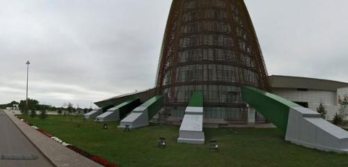 Панорама гостиница — Гостиница Алау — Нур-Султан, фото №1