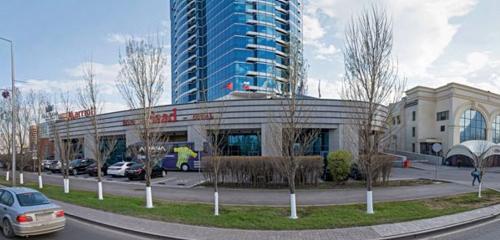 Панорама гостиница — Астана Марриотт — Нур-Султан, фото №1