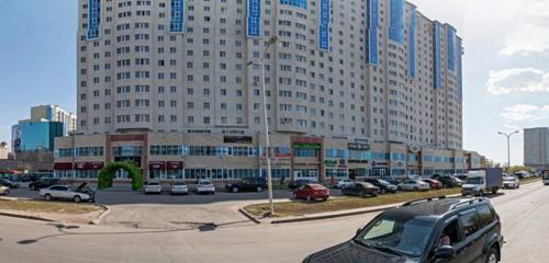 Панорама магазин ткани — Бикеш текстиль — Нур-Султан, фото №1