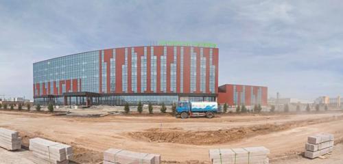 Панорама гостиница — Wyndham Garden Astana — Нур-Султан, фото №1