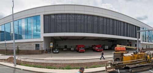 Панорама торговый центр — Mega Silk Way — Нур-Султан, фото №1