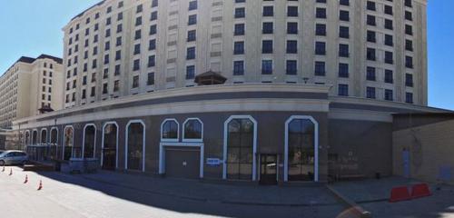 Панорама гостиница — Park Inn Astana — Нур-Султан, фото №1