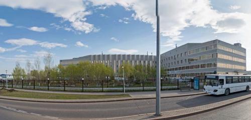 Панорама родильный дом — Центр 1, ГКП на Пхв, отделение планирования семьи и репродукции — Нур-Султан, фото №1