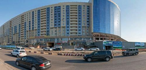 Панорама гостиница — Гостиница Ботакоз — Нур-Султан, фото №1