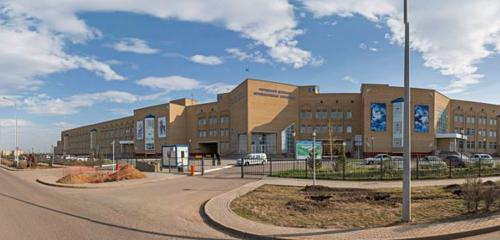 Панорама детская больница — Городская детская инфекционная больница — Нур-Султан, фото №1