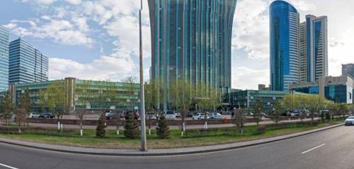 Панорама банкомат — Народный банк Казахстана — Нур-Султан, фото №1