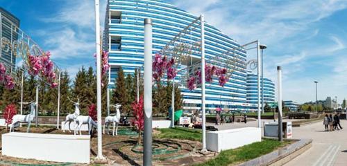 Панорама кинотеатр — IMax — Нур-Султан (Астана), фото №1