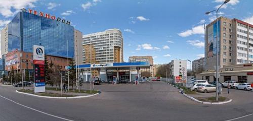 Панорама АЗС — Казмунайгаз — Нур-Султан (Астана), фото №1