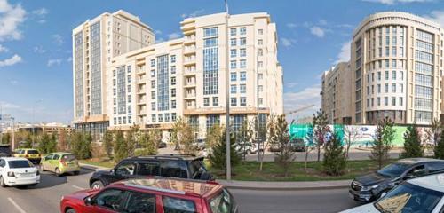 Панорама гостиница — Орынбор — Нур-Султан, фото №1