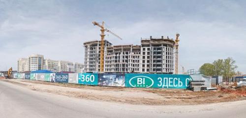 Панорама салон красоты — Vivat — Нур-Султан (Астана), фото №1