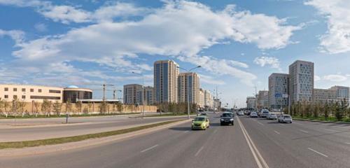 Панорама гостиница — Zhiloy Kompleks Severnoye Siyaniye — Нур-Султан, фото №1
