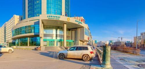 Панорама ресторан — Байтерек — Нур‑Султан, фото №1