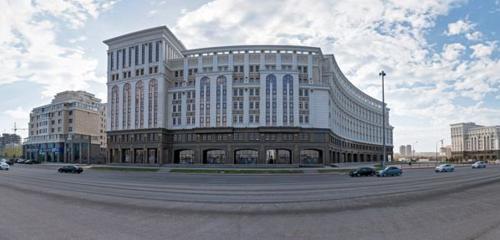 Панорама гостиница — The Arc residence — Нур-Султан, фото №1
