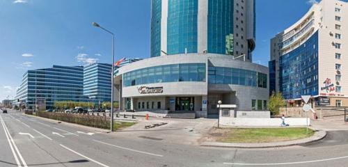 Панорама гостиница — Отель Дипломат — Нур-Султан (Астана), фото №1