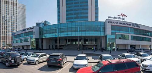 Панорама информационное агентство — Международное информационное агентство Казинформ — Нур-Султан, фото №1