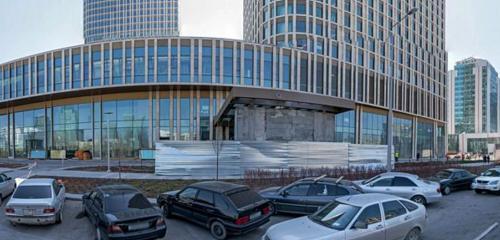 Панорама спа-салон — The Ritz-Carlton — Нур-Султан (Астана), фото №1