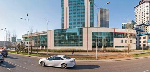 Панорама бизнес-центр — Ансар — Нур-Султан, фото №1