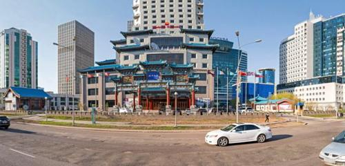 Панорама гостиница — Soluxe Hotel Astana — Нур-Султан, фото №1