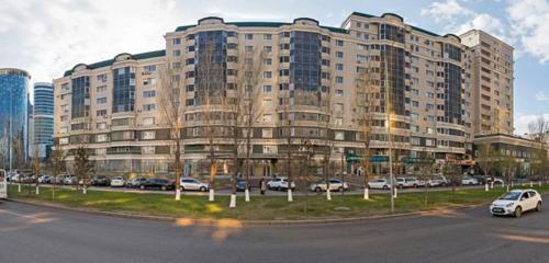 Панорама гостиница — Best Western plus Astana — Нур-Султан, фото №1