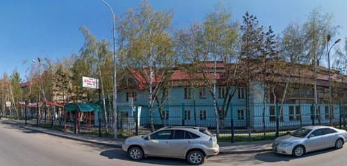 Панорама гостиница — Гостиница Жибек-Жолы — Нур-Султан, фото №1