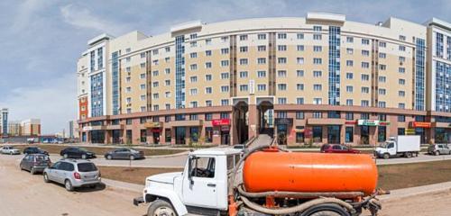 Панорама магазин мяса, колбас — Мясной магазин Meat in french — Нур-Султан (Астана), фото №1