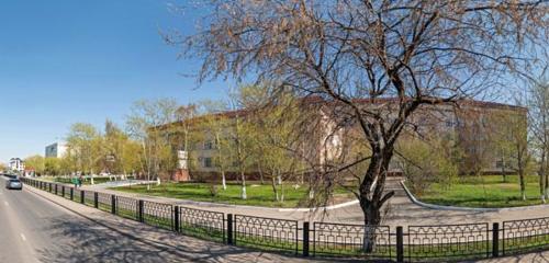Панорама родильный дом — ГКП на Пхв Многопрофильная городская больница № 1 акимата г. Нур-Султан, Акушерский блок — Нур-Султан, фото №1