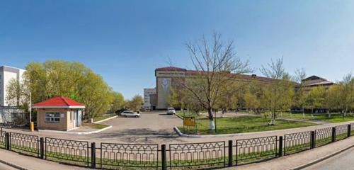 Панорама больница для взрослых — Родильный дом № 2 — Нур-Султан, фото №1