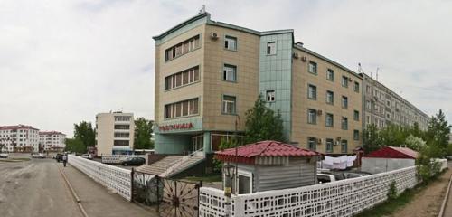 Панорама гостиница — Отель Metro Partk — Нур-Султан, фото №1