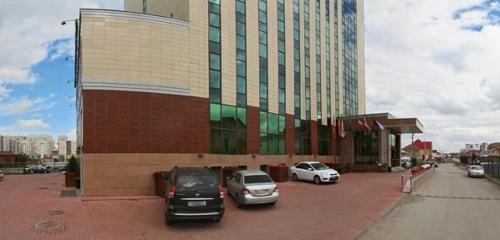 Панорама гостиница — Kazzhol Astana — Нур-Султан, фото №1
