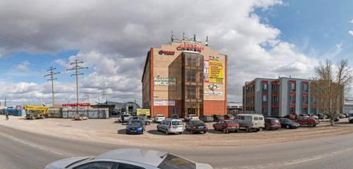 Панорама строительство и оснащение азс — АЗС Комплект КЗ — Нур-Султан (Астана), фото №1