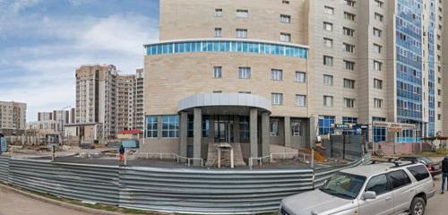 Панорама гостиница — Гостиничный комплекс Alash hotel — Нур-Султан, фото №1