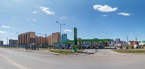 Панорама АЗС — Oil — Нур-Султан (Астана), фото №1