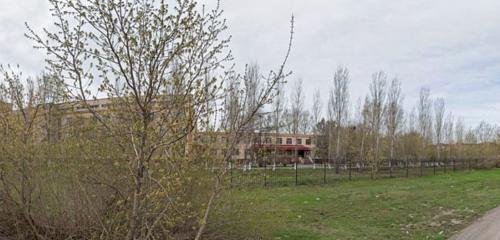 Панорама больница для взрослых — Акмолинская областная больница № 2 — Нур-Султан, фото №1