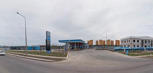 Панорама АЗС — АЗС — Нур-Султан (Астана), фото №1