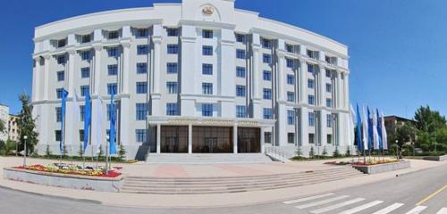 Панорама банкомат — Народный банк Казахстана — Караганда, фото №1