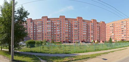 Panorama municipal housing authority — ТСН Комарова 16 — Omsk, photo 1