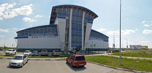 Panorama sports center — Physical culture and recreation complex — Omsk, photo 1