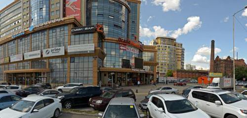 Panorama fitness club — Grand Fitness Hall — Omsk, photo 1